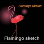 flamingosketch